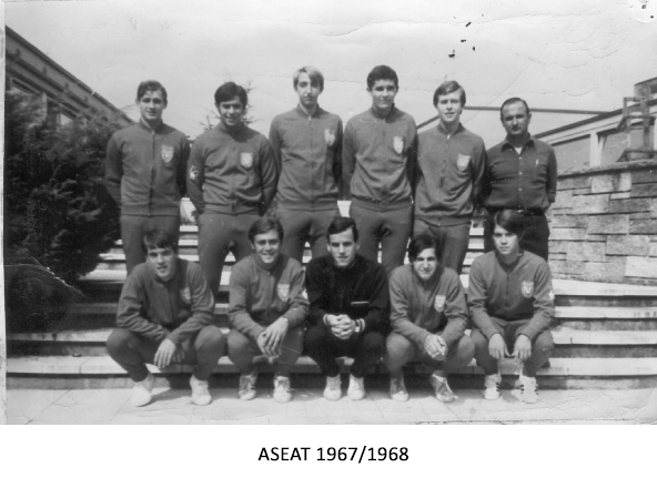 Photo 1967-1968 ASEAT